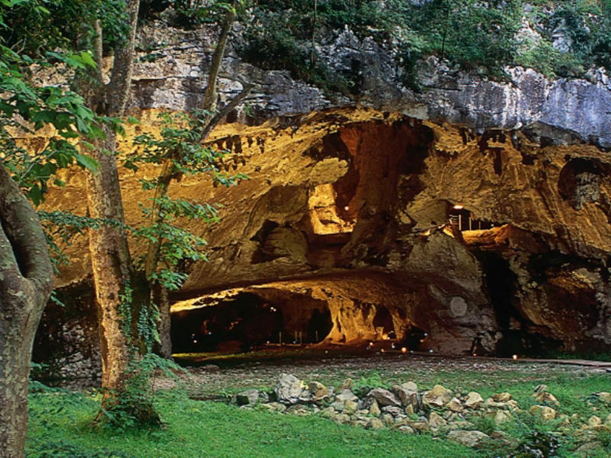 Grottes Préhistoriques de Sare, SARE | Terre et Côte Basques