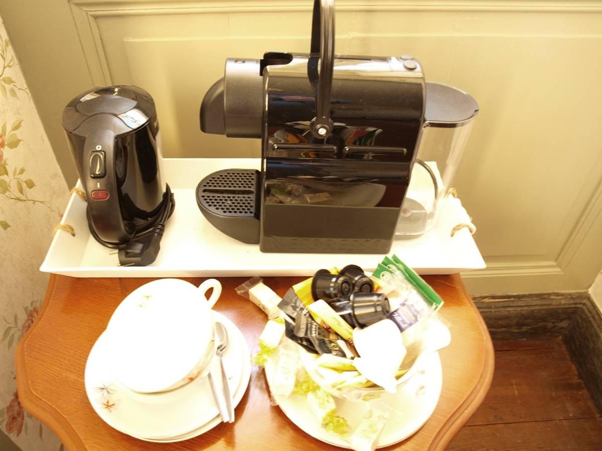 Zimmer Marronnier Kaffee Thee