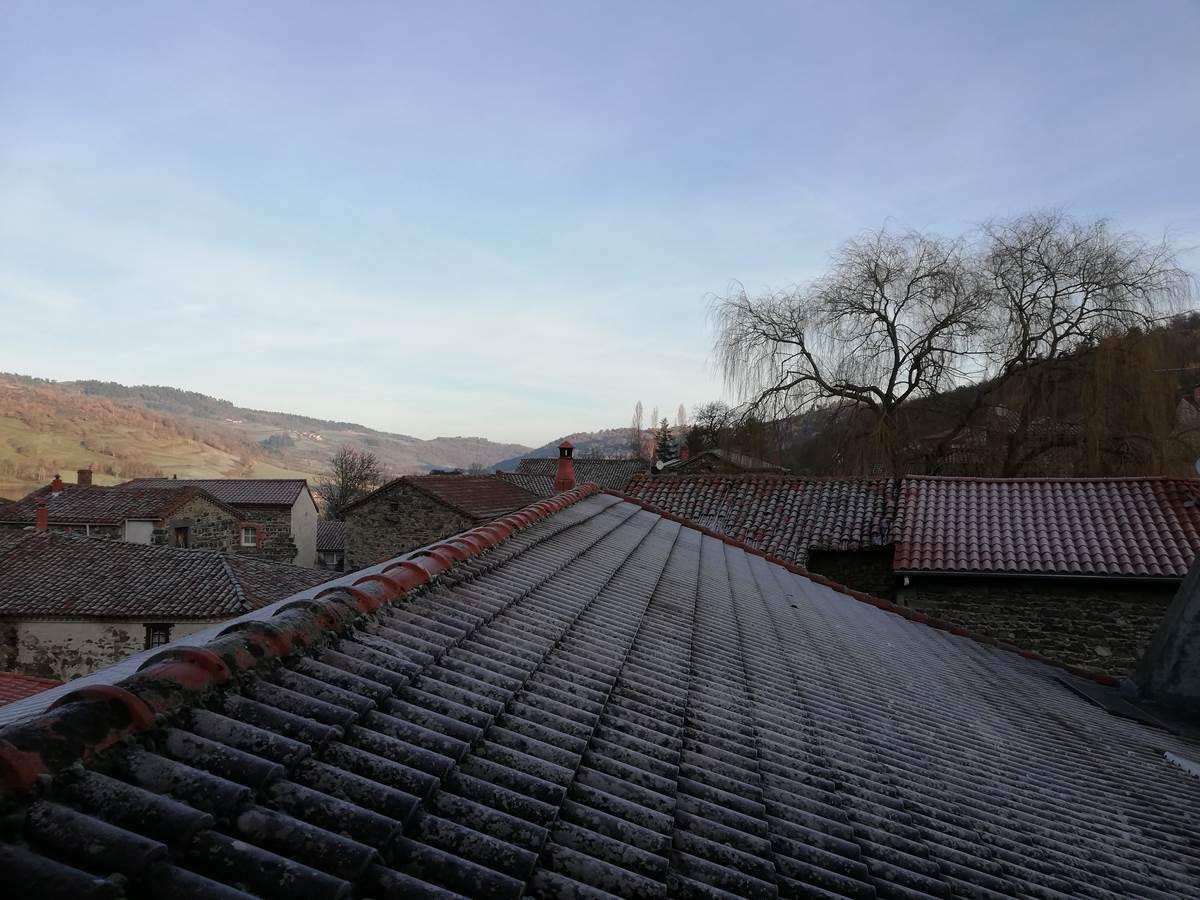 Les jardins d'Anna - Vue sur les toits