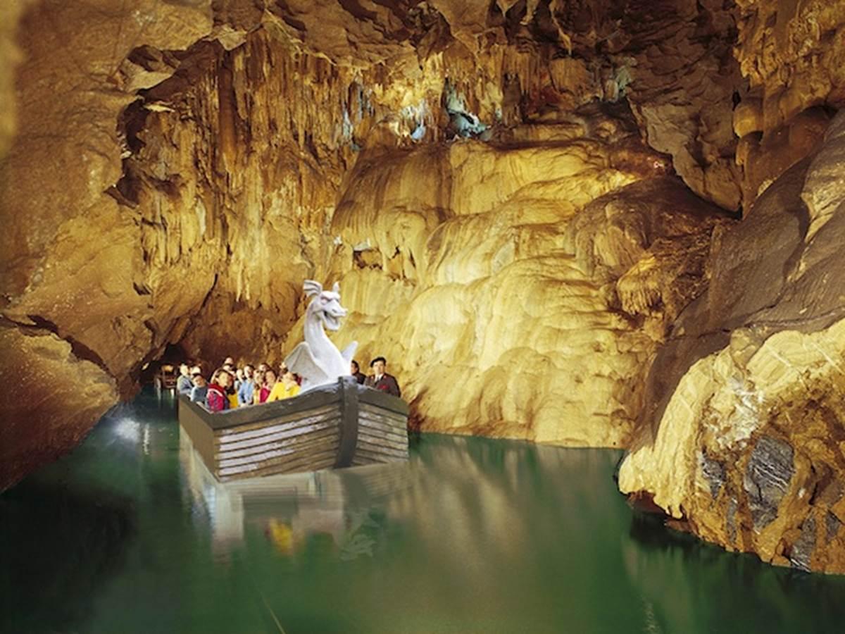 Grottes de Betharram - Office de Tourisme de Lourdes