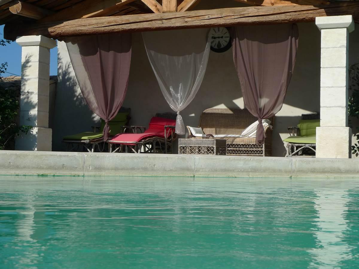 La piscine extèrieure