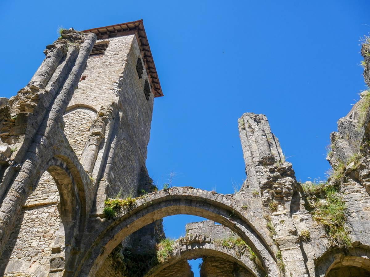 Abbaye de Marcilhac sur Célé