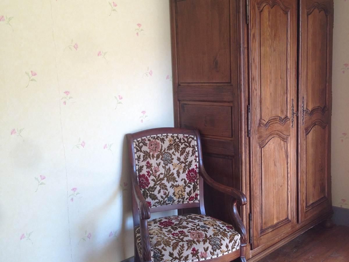 Chambre Le Potager,  Armoire (Seconde chambre)