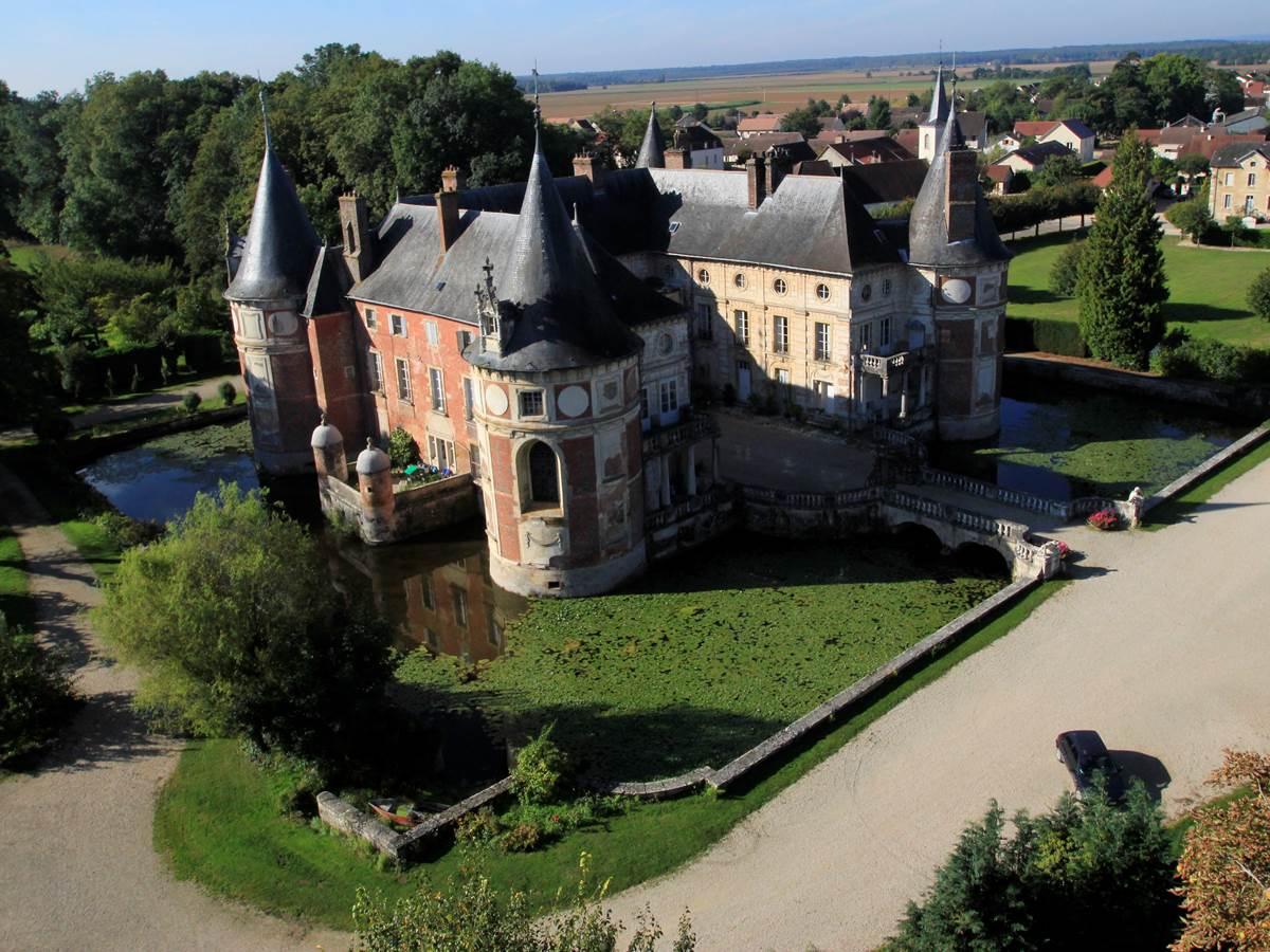 Château de Longecourt