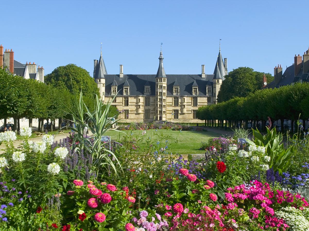 Palais Ducale, Nevers