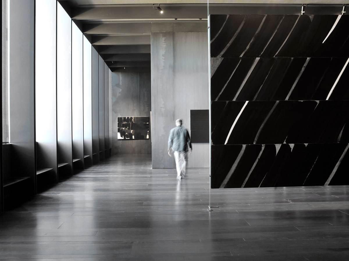 MUSEE_SOULAGES  - RCR CRT Midi Pyr+®n+®es photo P. Th+®bault