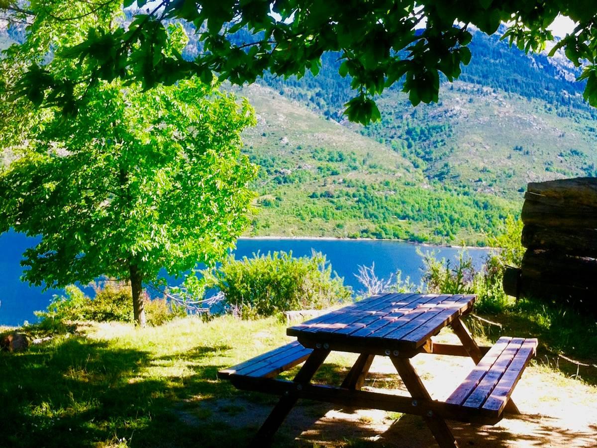 vue lac de calacuccia