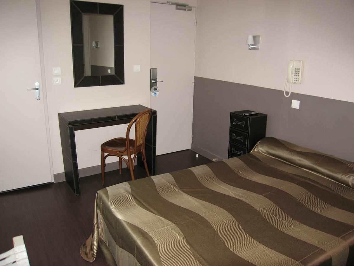 Hotel La Régence Lourdes Chambre Double