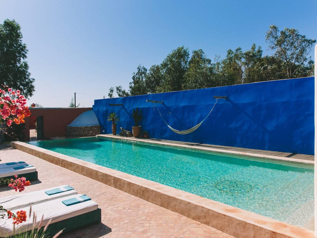 BAOUSSALA-piscine