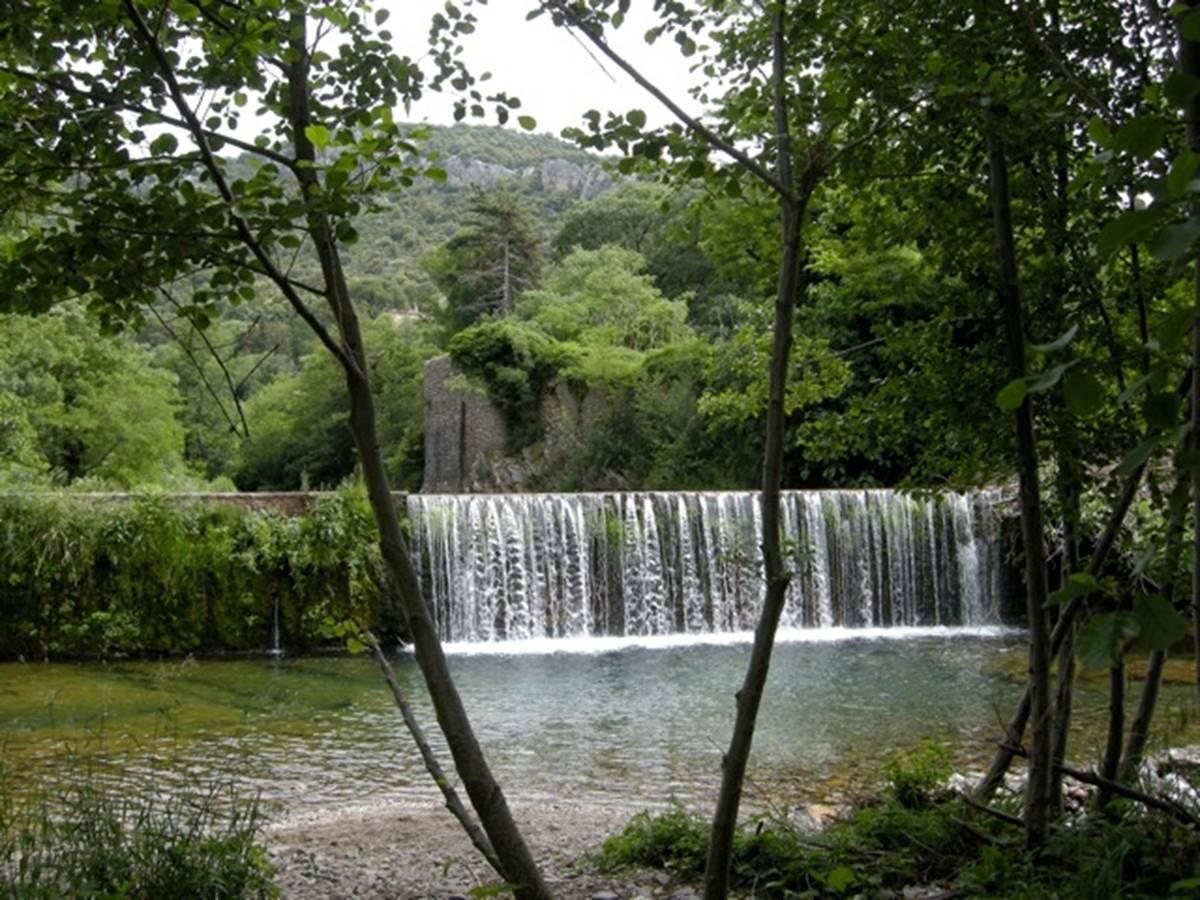 cascade du Vidourle à 2'