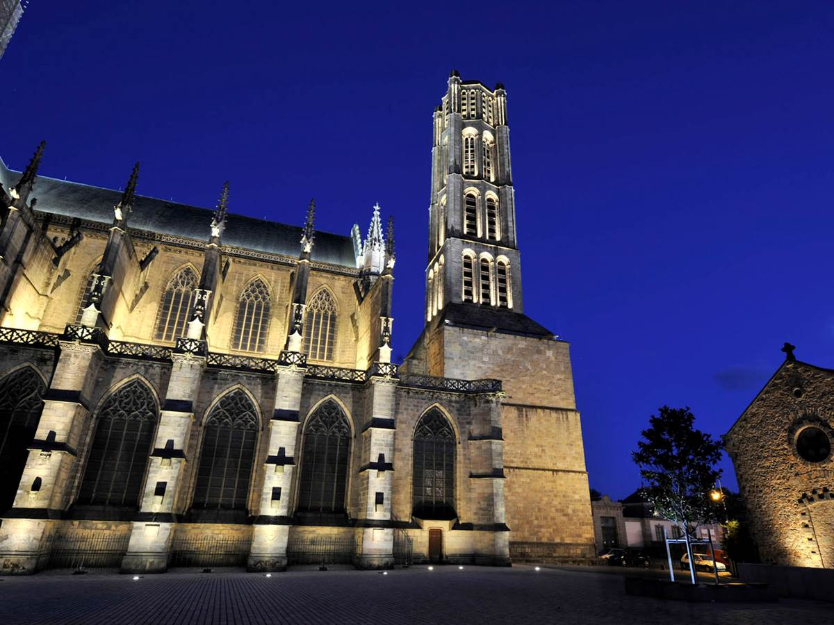 Cathe´drale Cre´dit photo Ville de Limoges