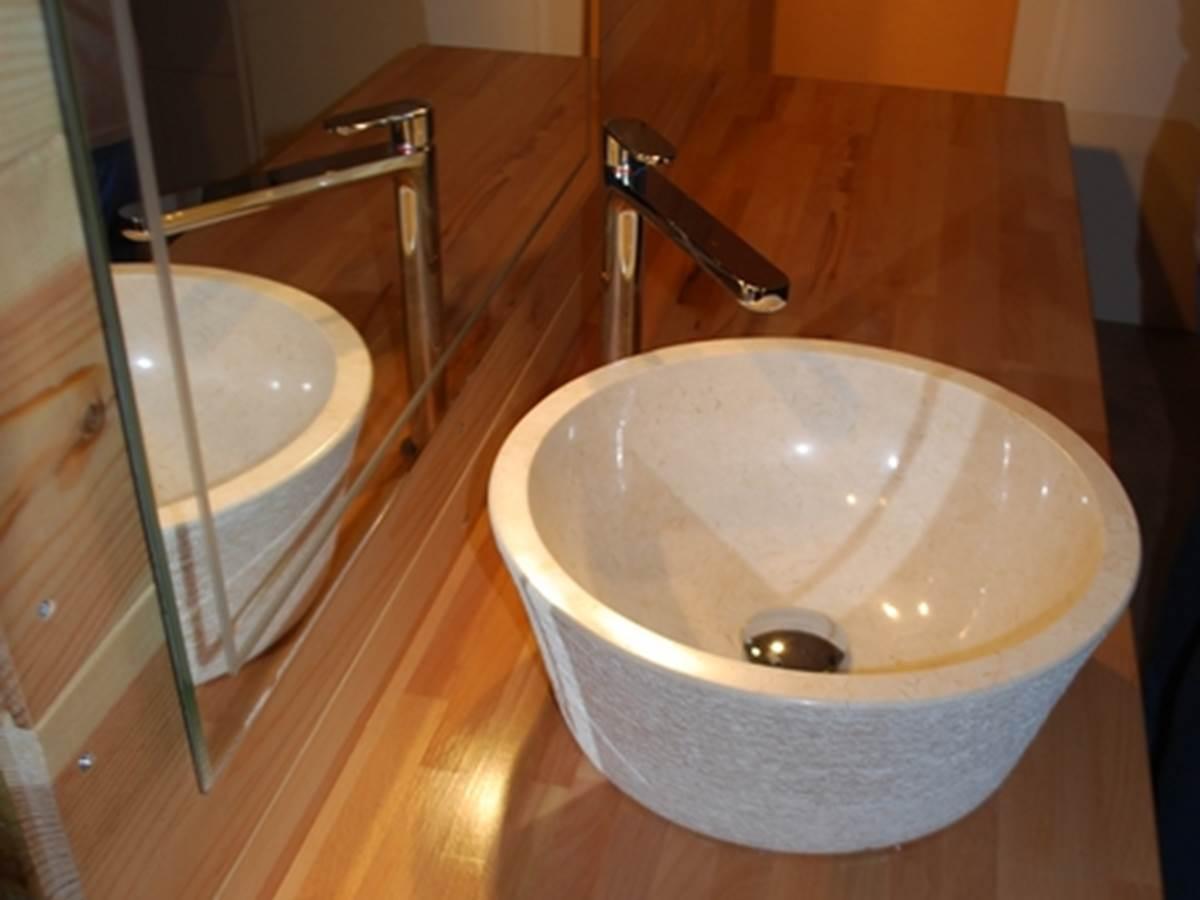 Chambre Guimbelot  espace sanitaire