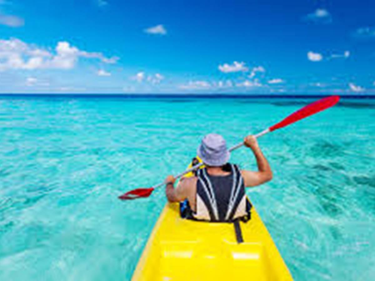 Cours particulier confirmé 1 heure - Kayak