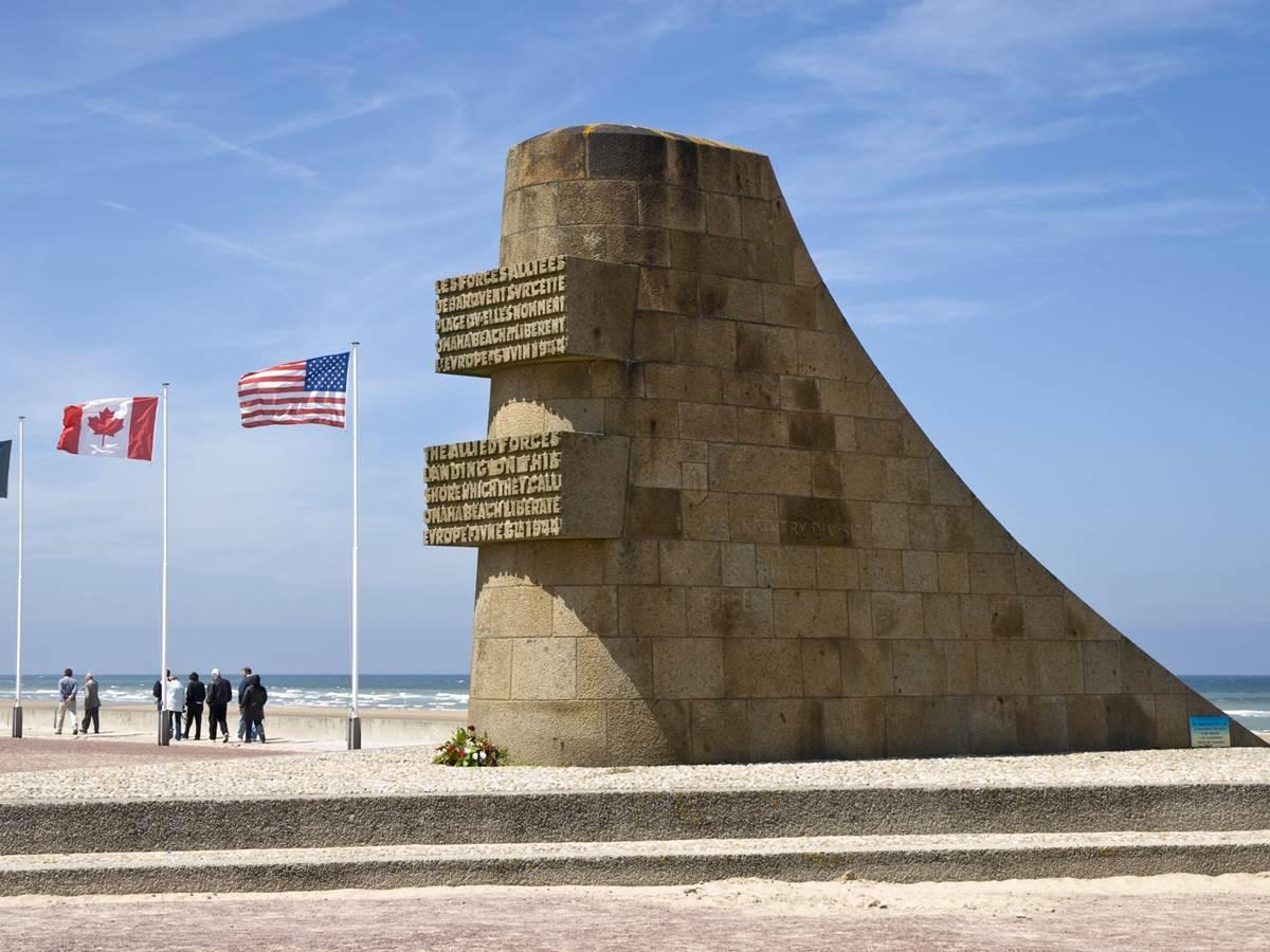 Omaha beach (2)