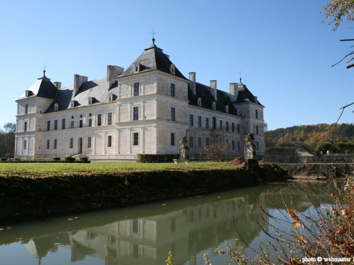 chateau d'Ancy le Franc