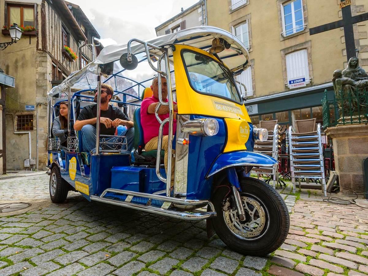 TUK-TUK de Limoges