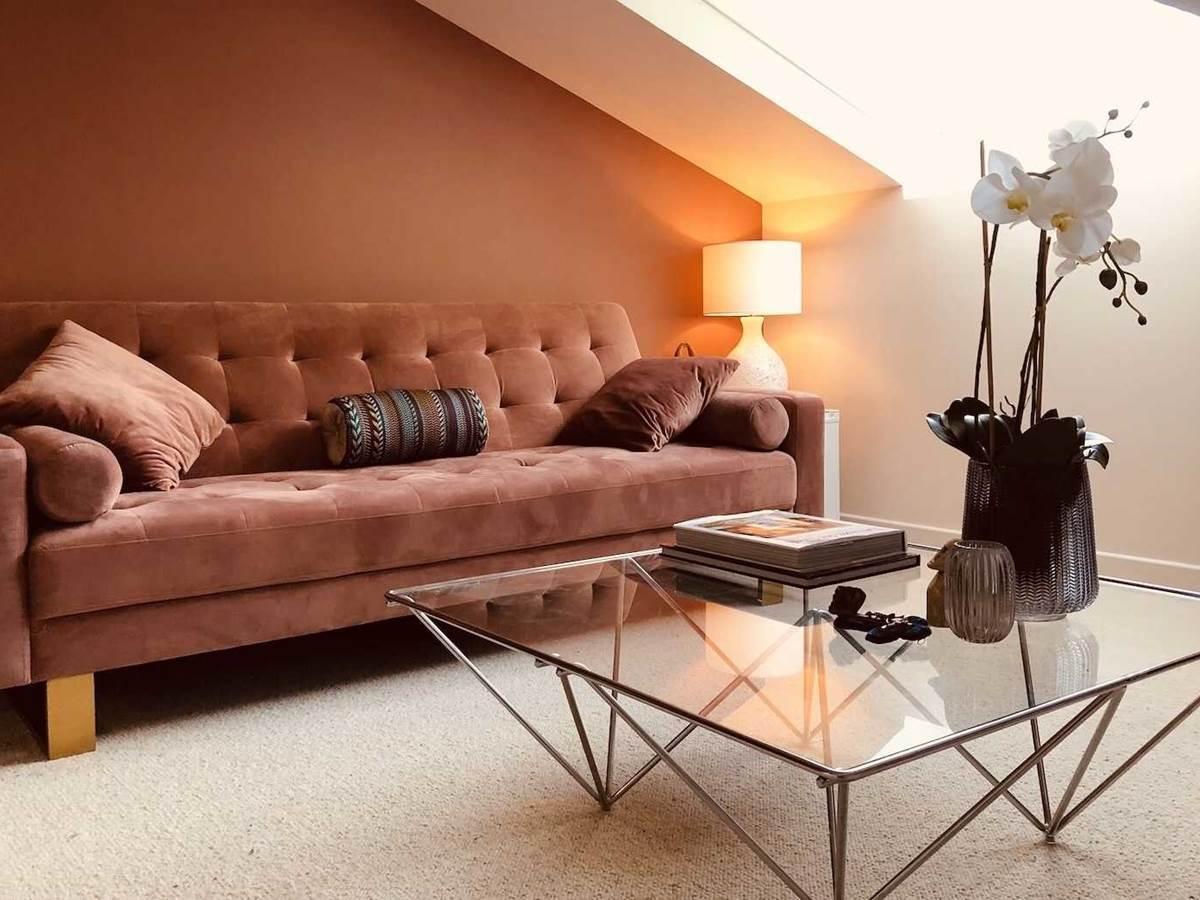 Suite Cypres et Acacias salonTV chambre-d-hote-lesmatinsrubis-tarn-et-garonne-occitanie-location-toulouse