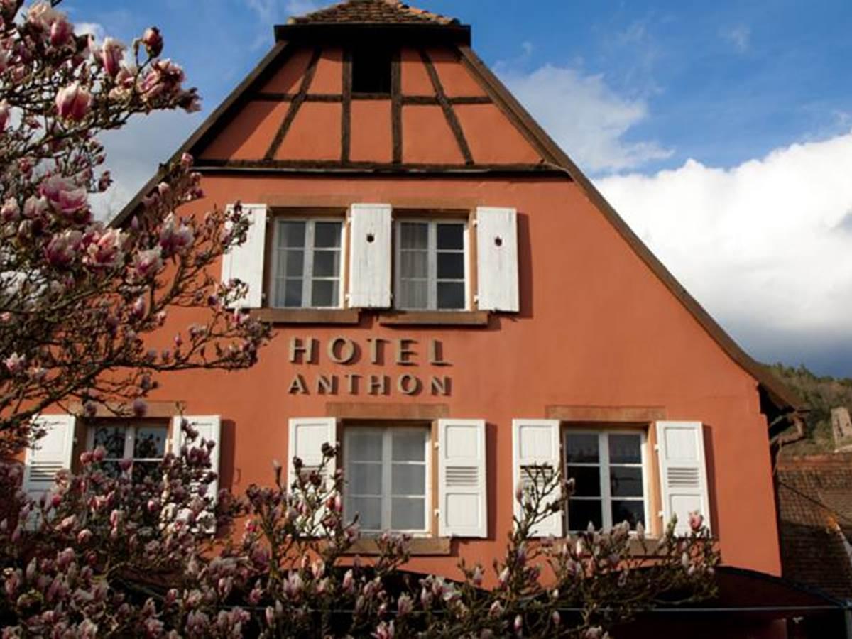 Hôtel Anthon