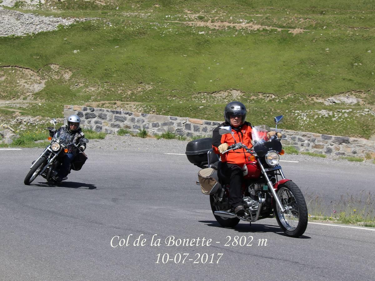 Les propriétaires motards