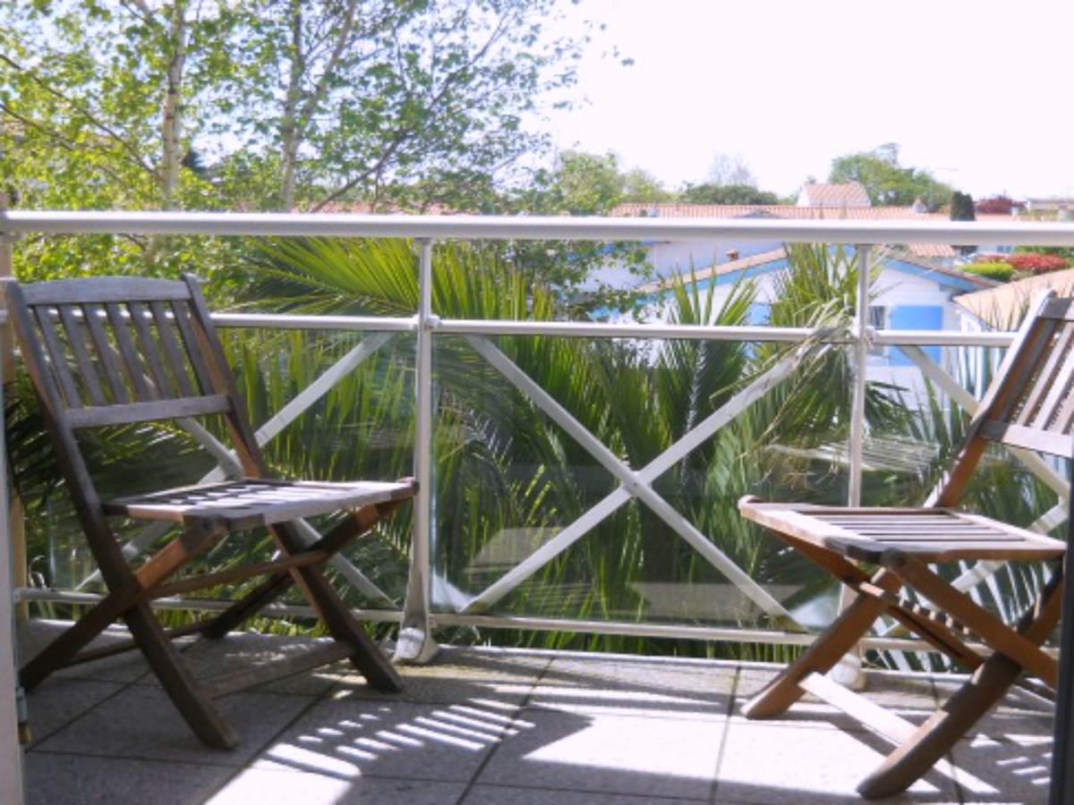 balcon chambre Océane B