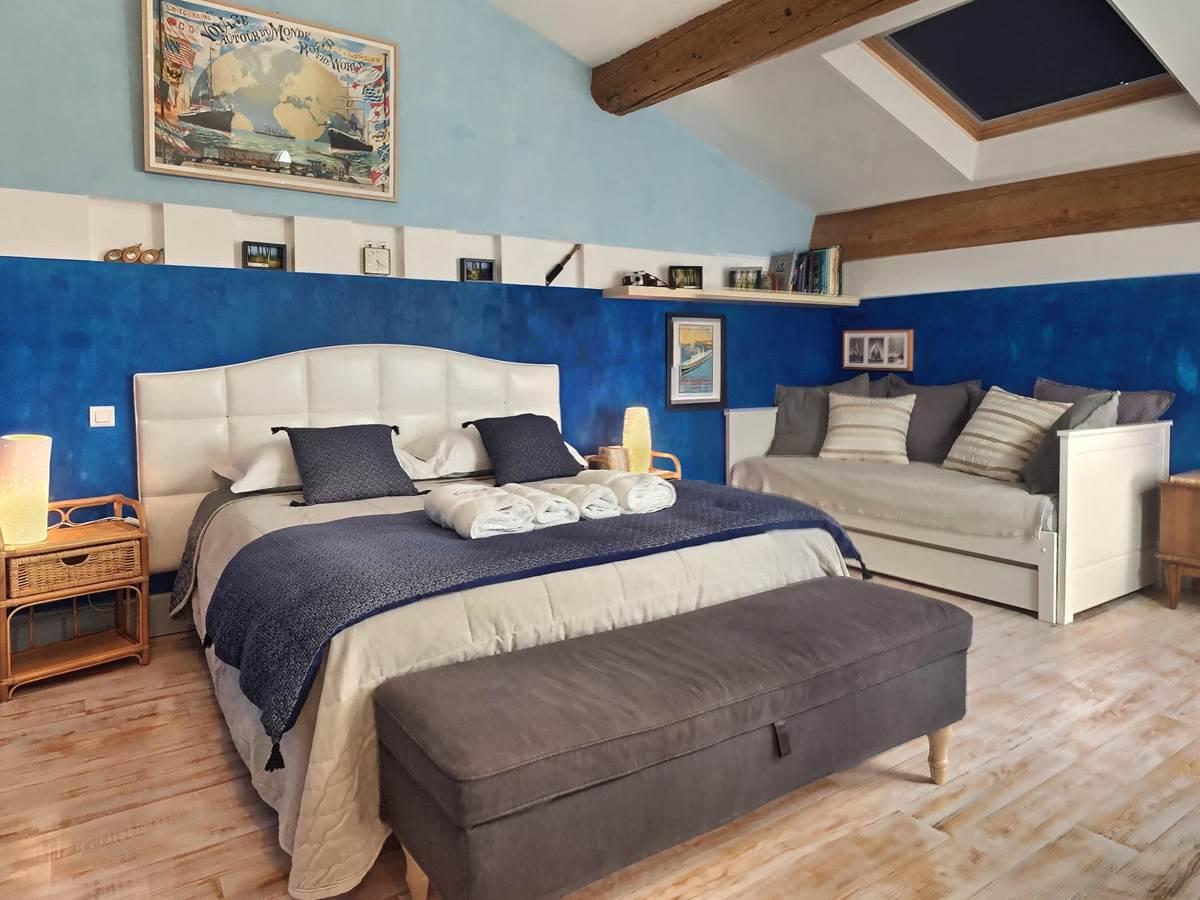 Azzurro - la casa occitane