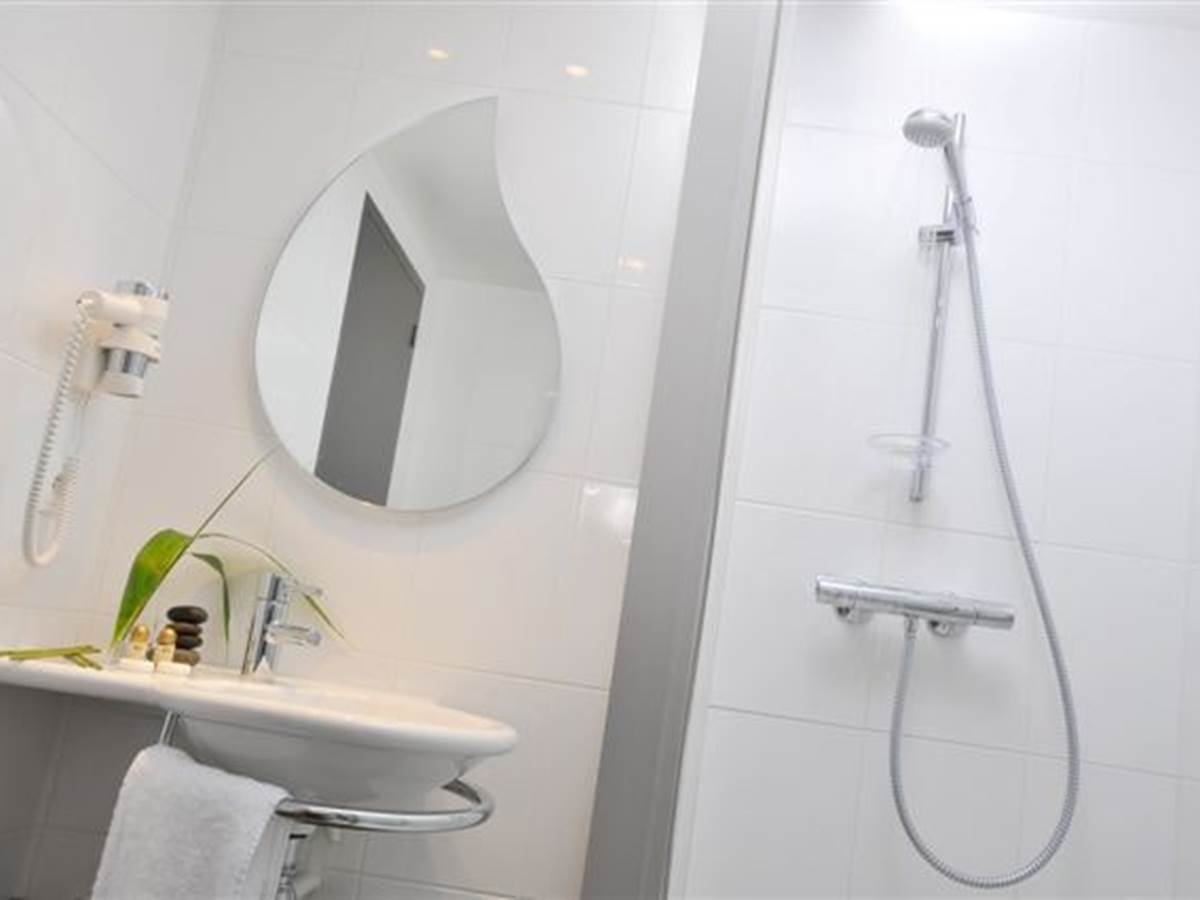 Hotel Eden Park Pau-Bizanos Salle de bain hotel