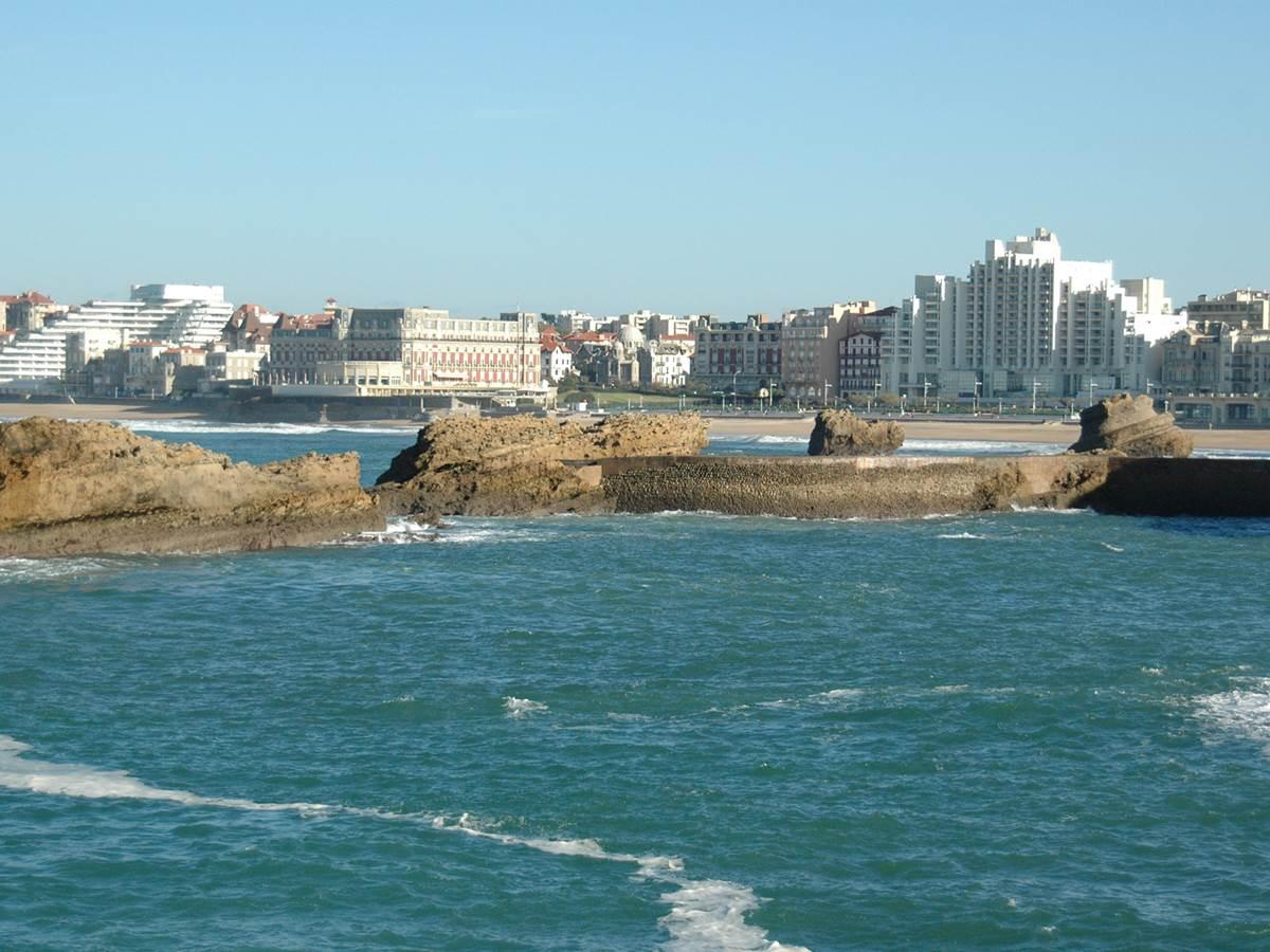 Biarritz et ses plages