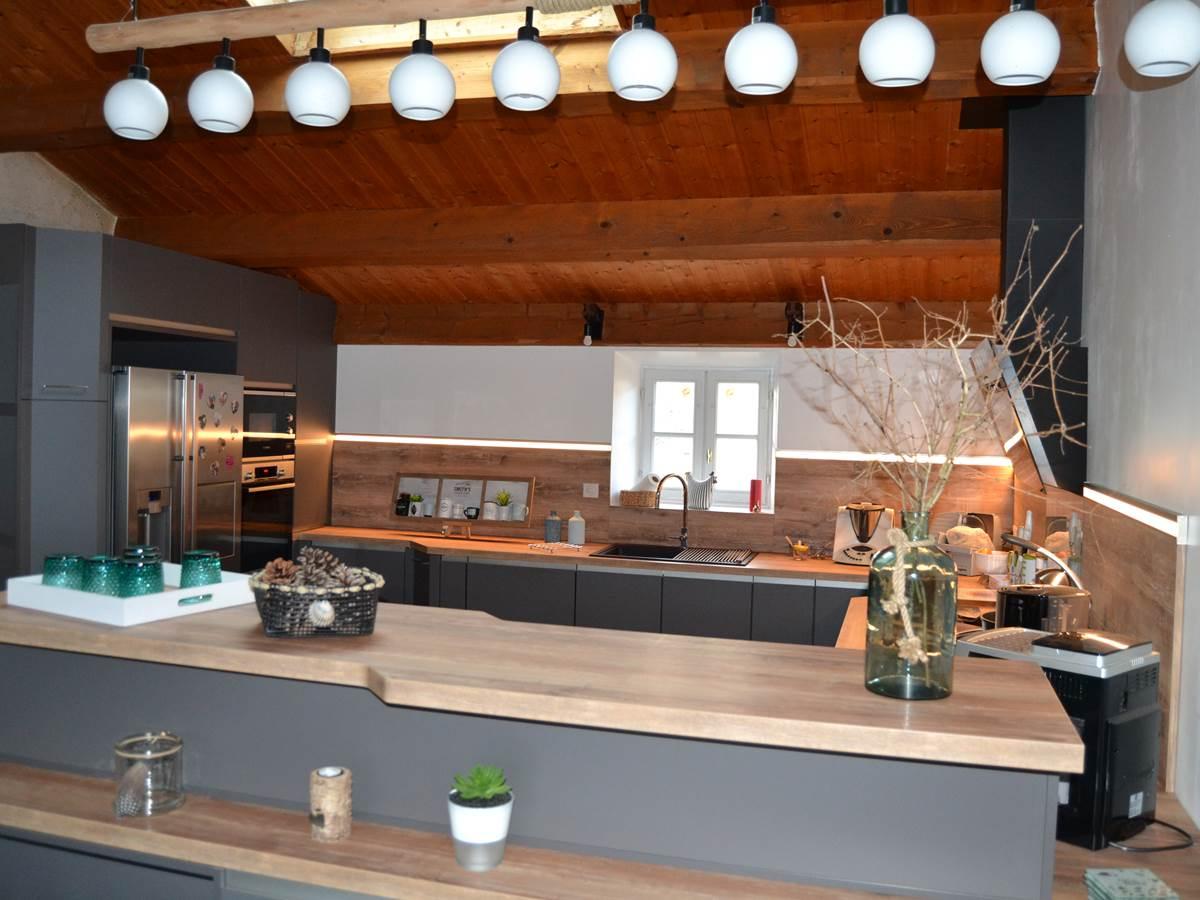 Cuisine de La Rochelle Lodge