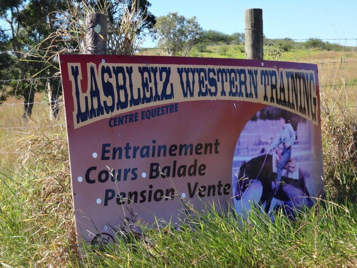 Lasbleiz Western Training