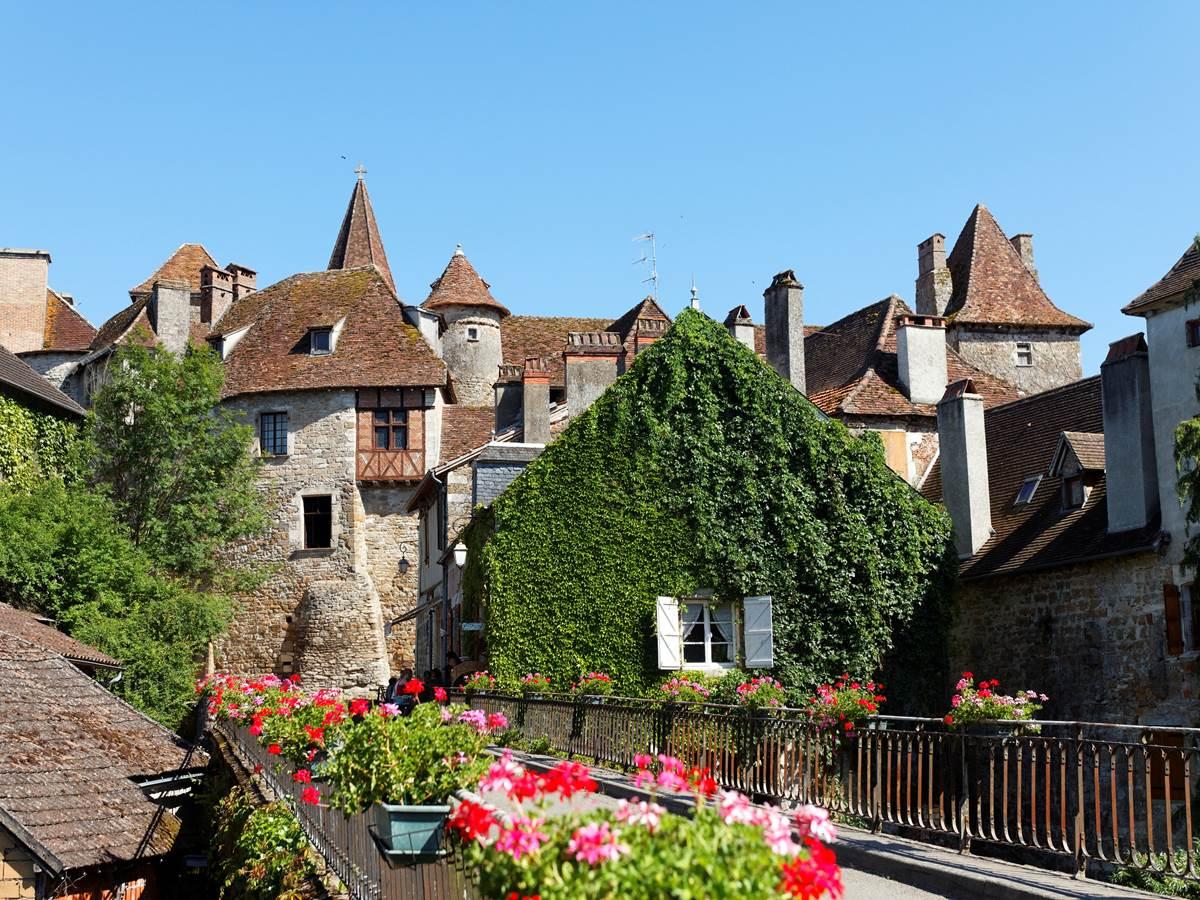 127039007 Le village de Carennac