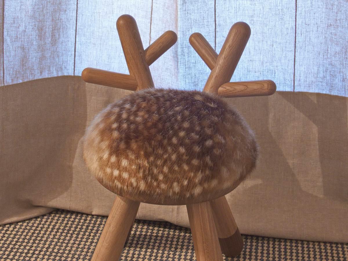 Bambi Chair dans la chambre Sleipnir