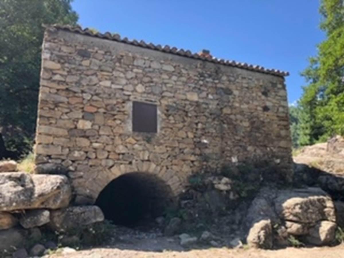 Moulin de Muricciolu randonnée baignade