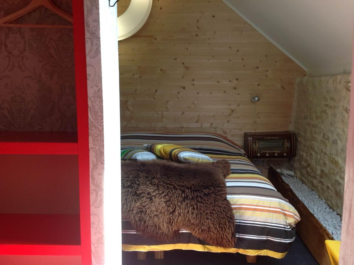 Le Charolais - lit double