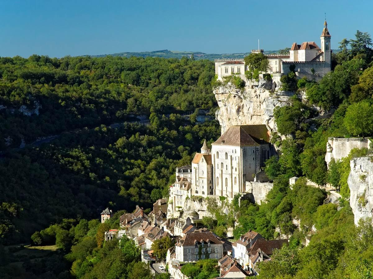 175593619 le spectaculaire village médiéval de Rocamadour