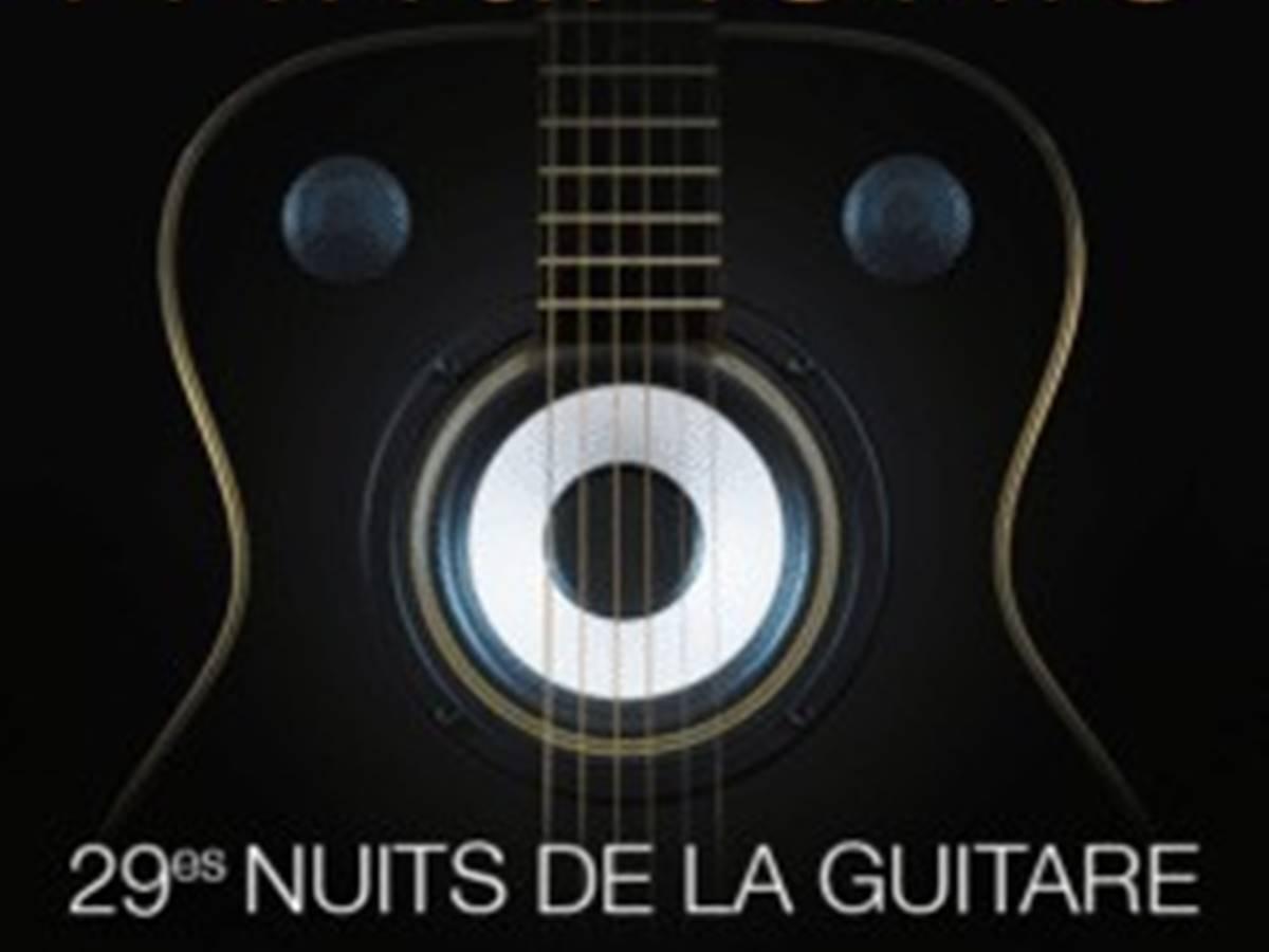 Nuits des guitares 2018