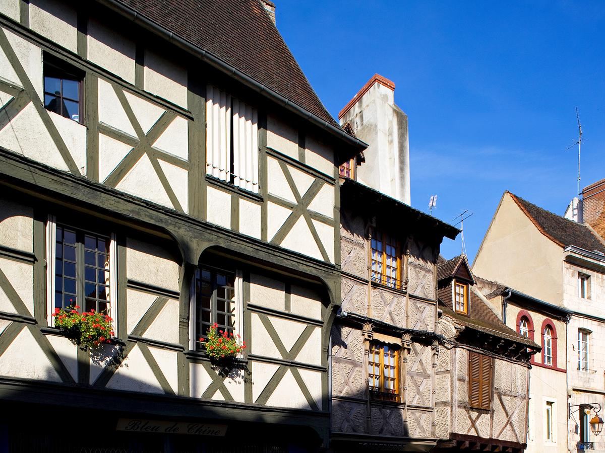 Maison quartier Saint Pierre - Montluçon