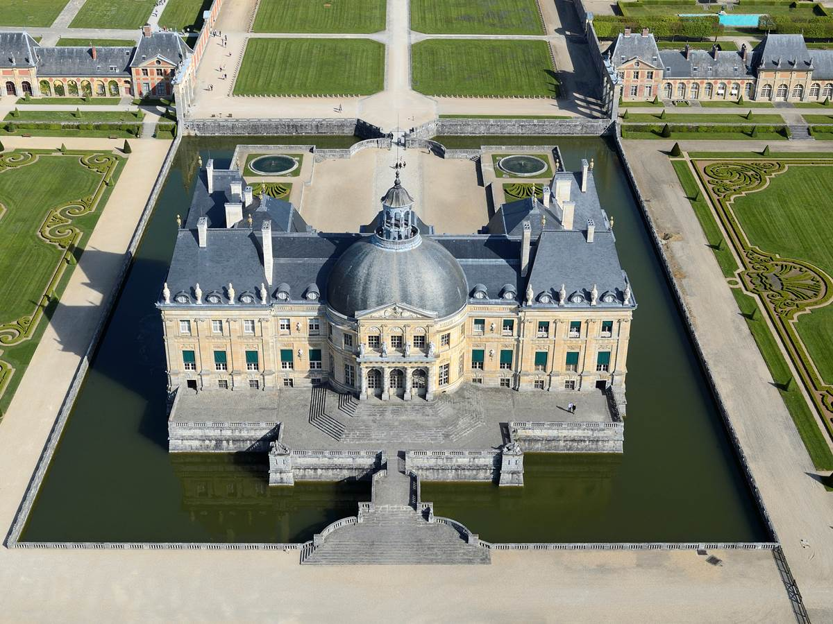 Château de Vaux le Vicomte à Maincy