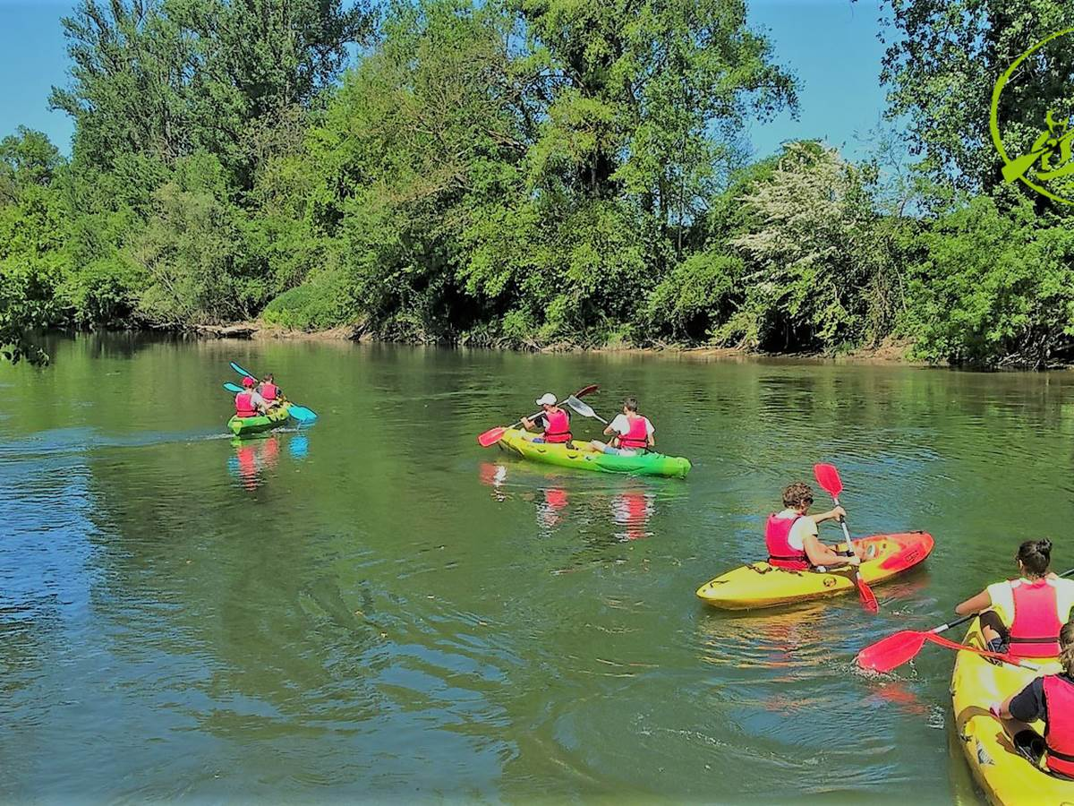 Canoe NEGREPELISSE #tarnetgaronne