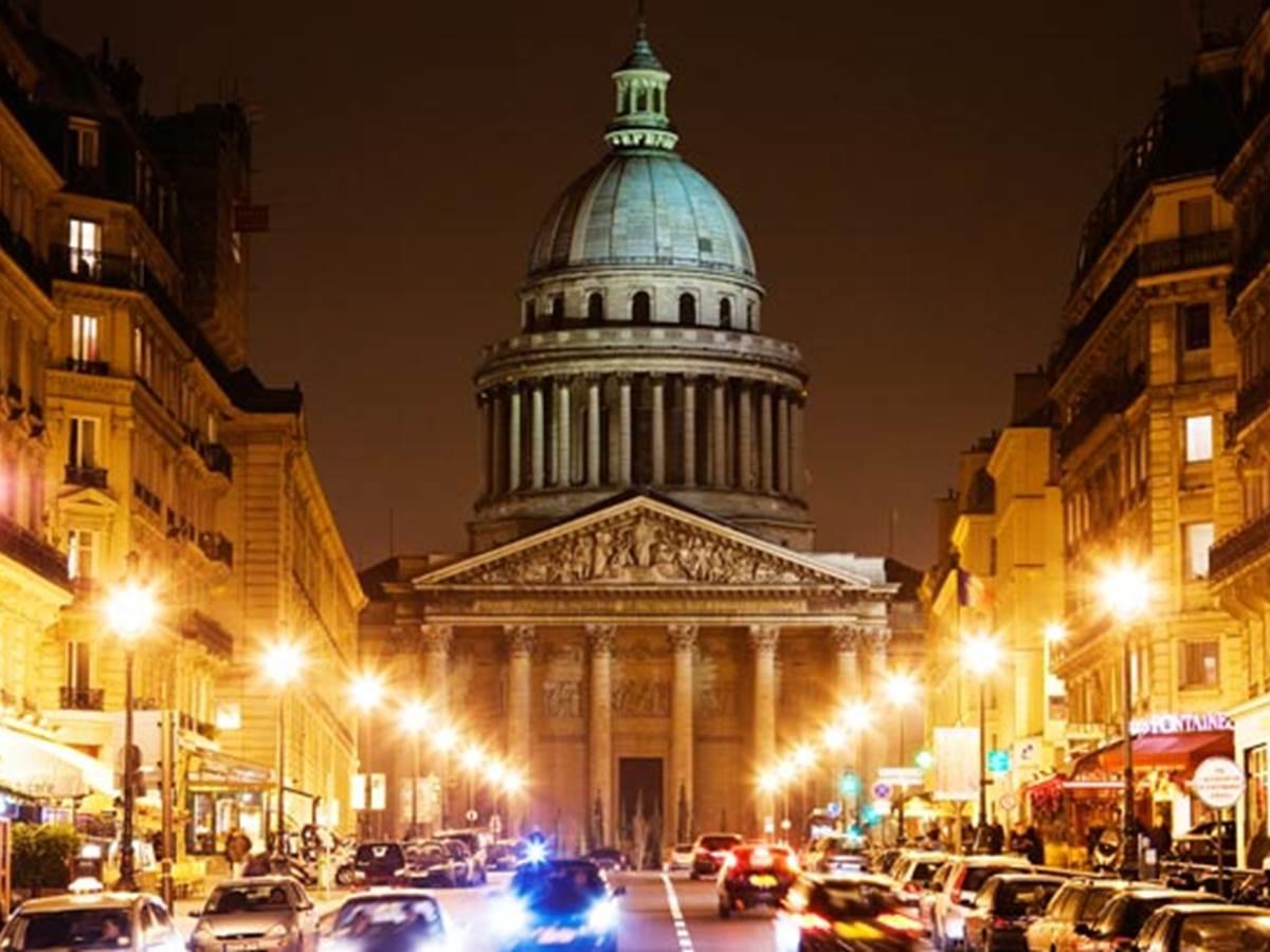 Pantheon-nuit