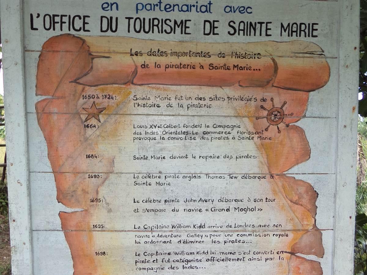 Cimetière des Pirates Ile Ste Marie Madagascar 02