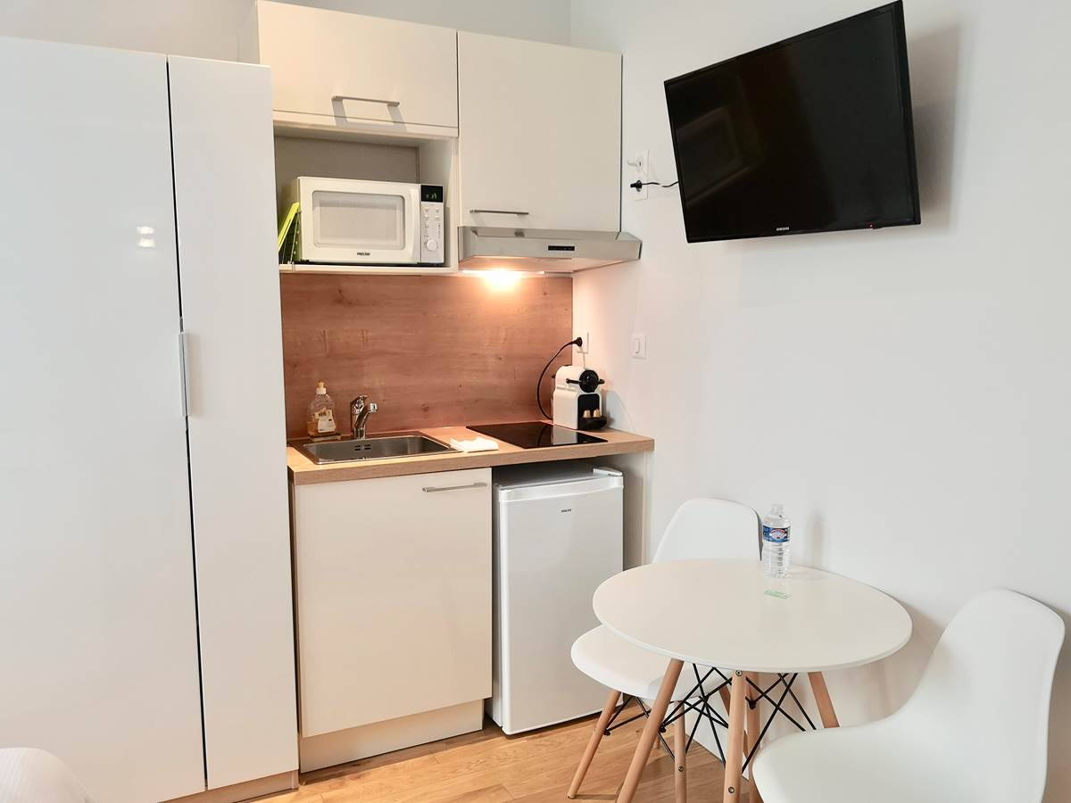 kitchenette studio lido
