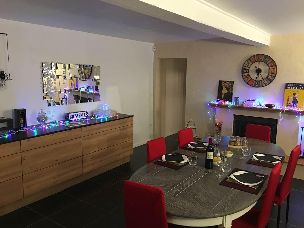 Gite Chambres table hôtes Quercy