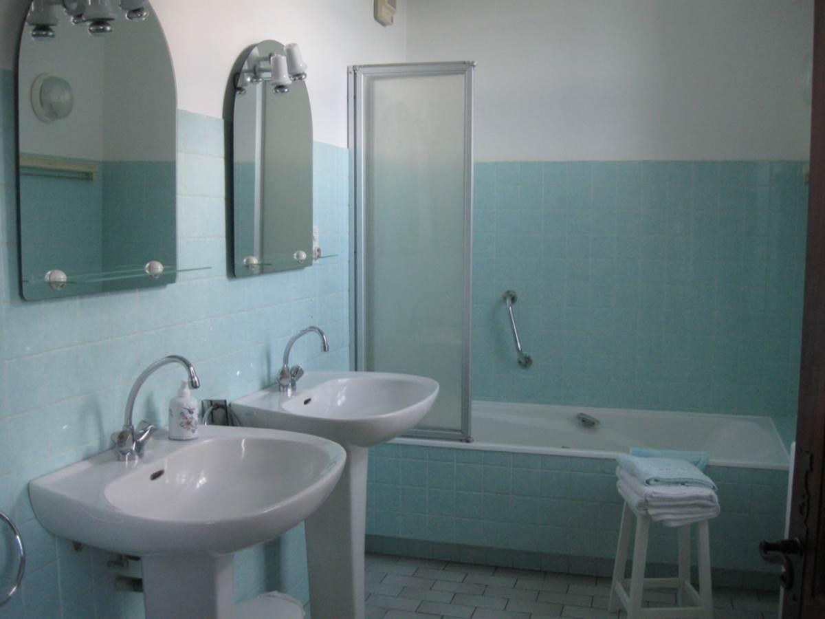 salle de bains bas