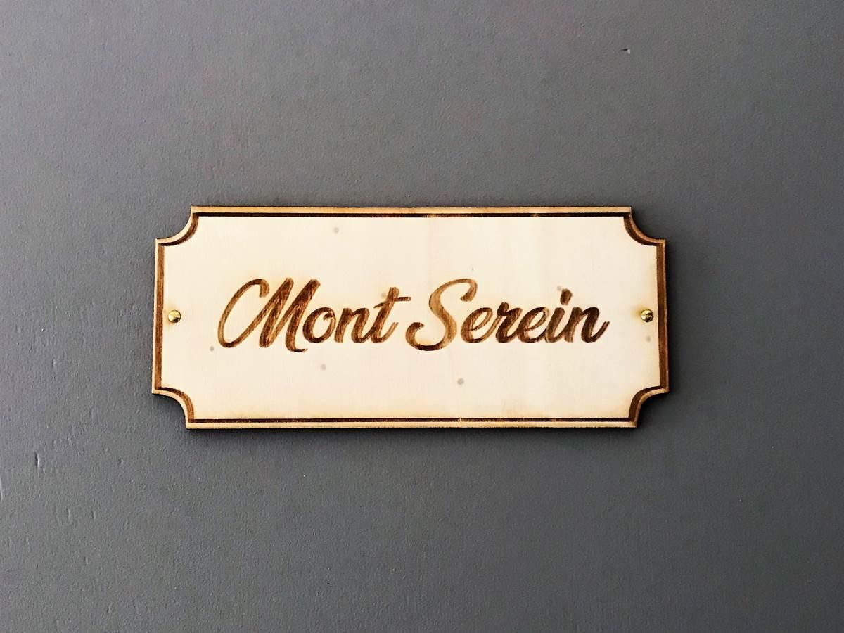 Chambre Mont Serein