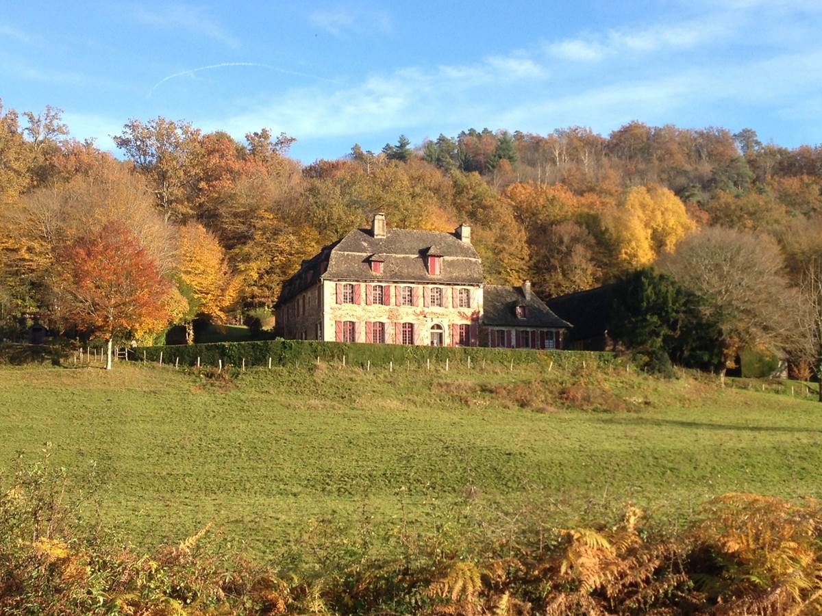 le Pradel automne