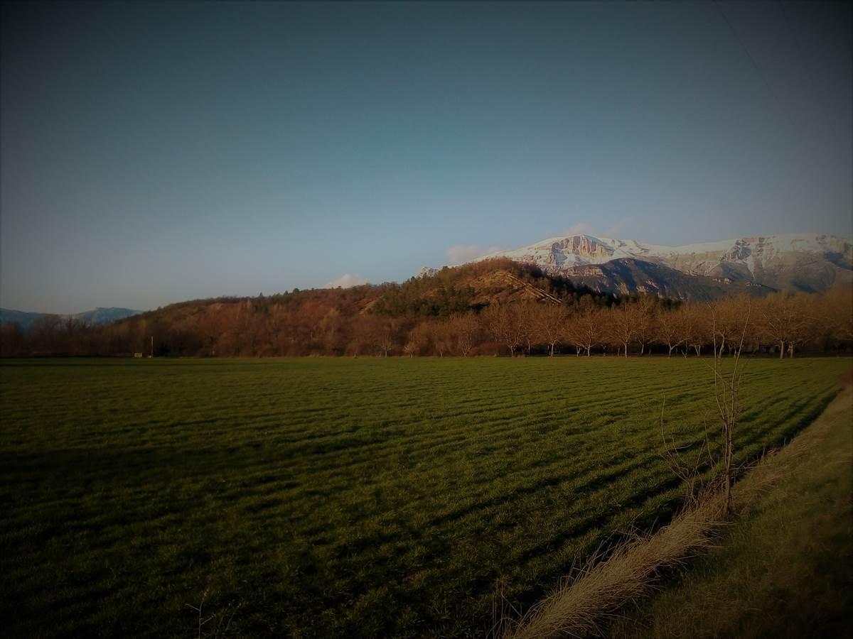 Le payasage Diois, entre montagne et rivière... de belles balades vous attendent !