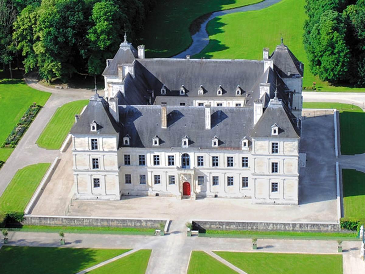L'agora des arts - Patrimoines - Château d'Ancy-le-Franc. Le ...