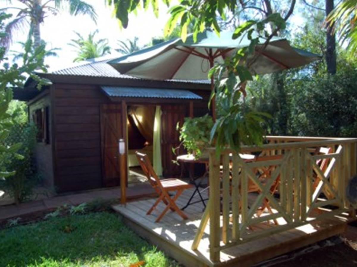 terrasse bungalow alamanda