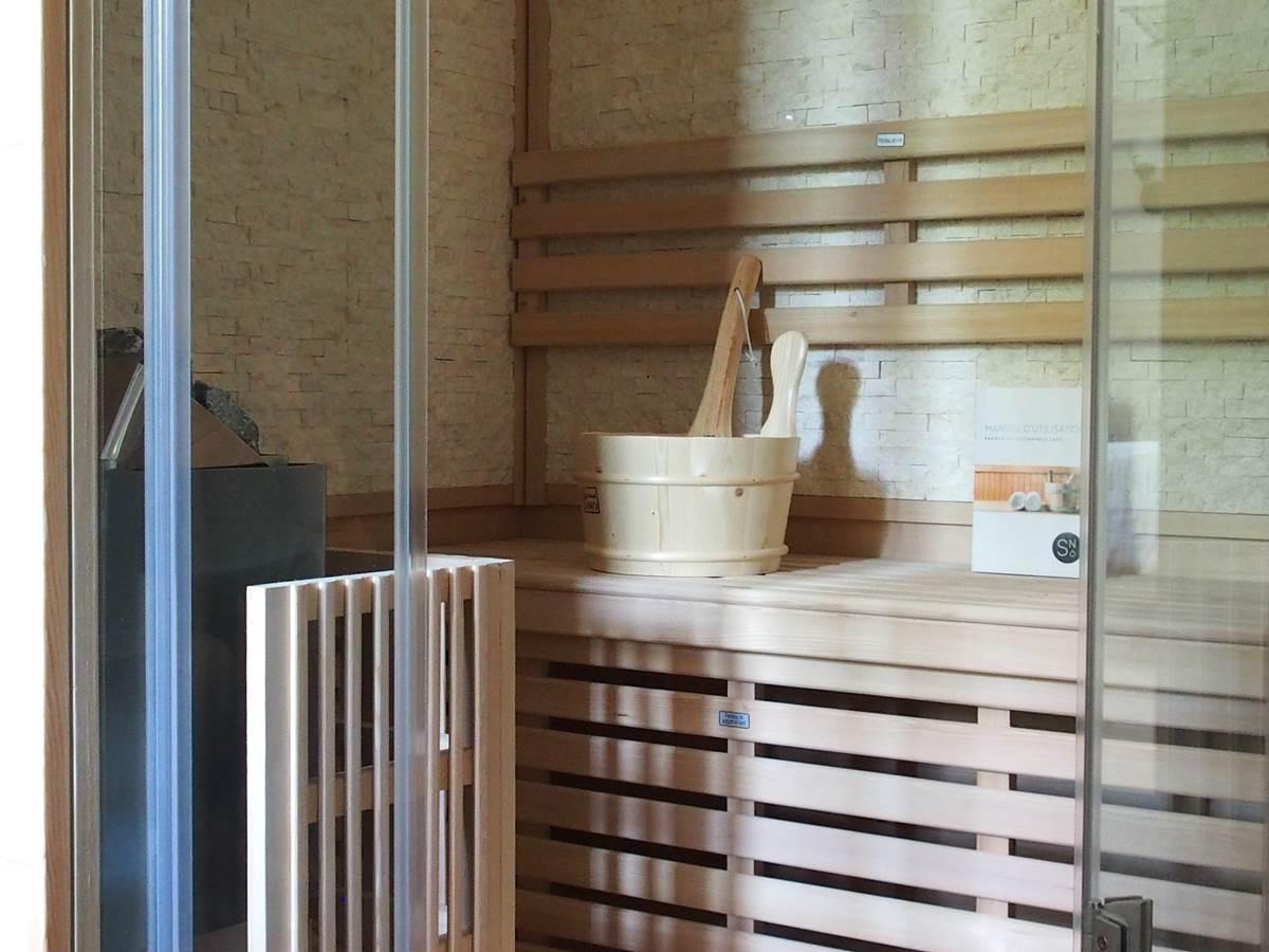 Sauna suite Transhumance