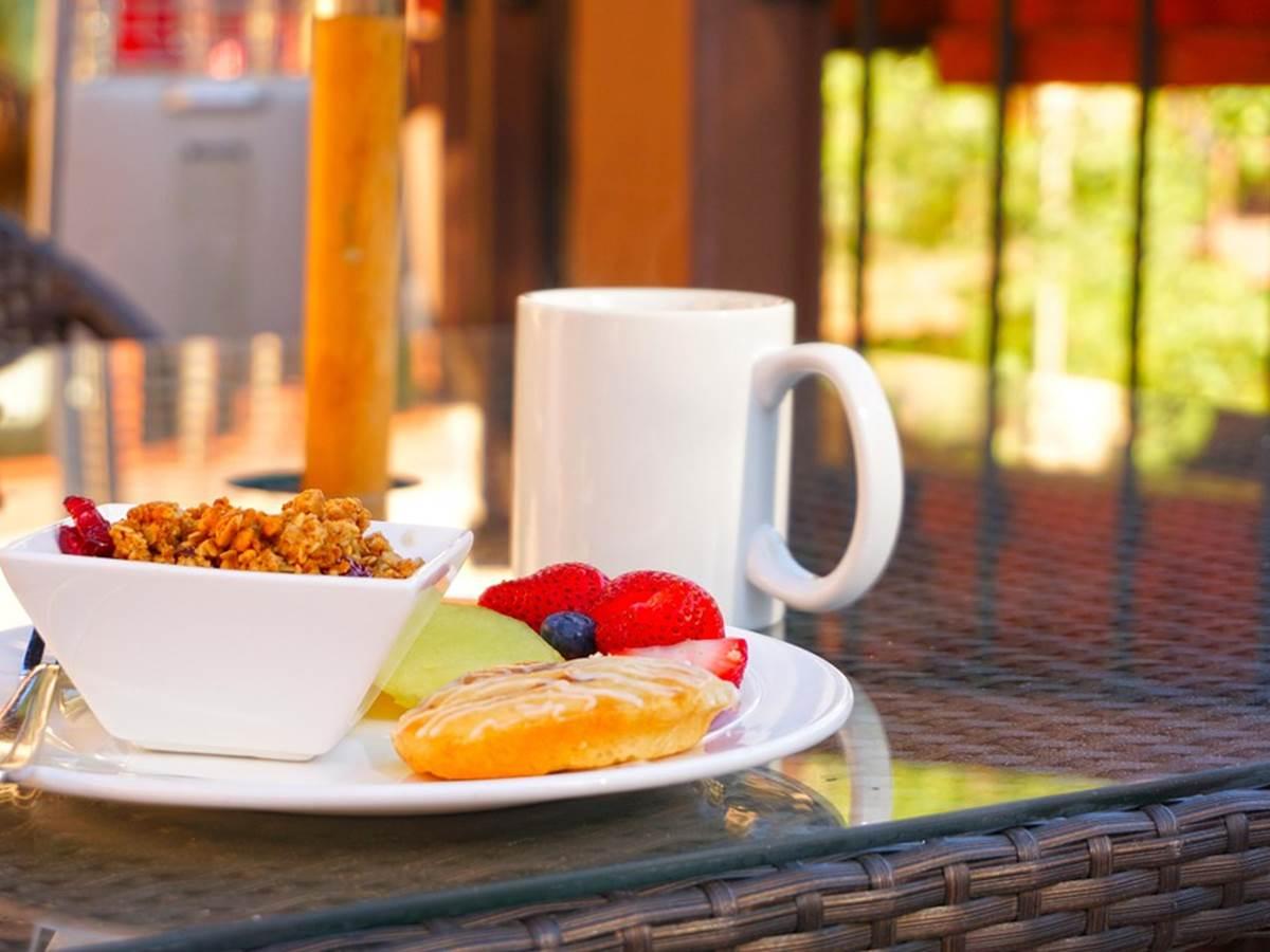 Photo petit-déjeuner libre de droit 1